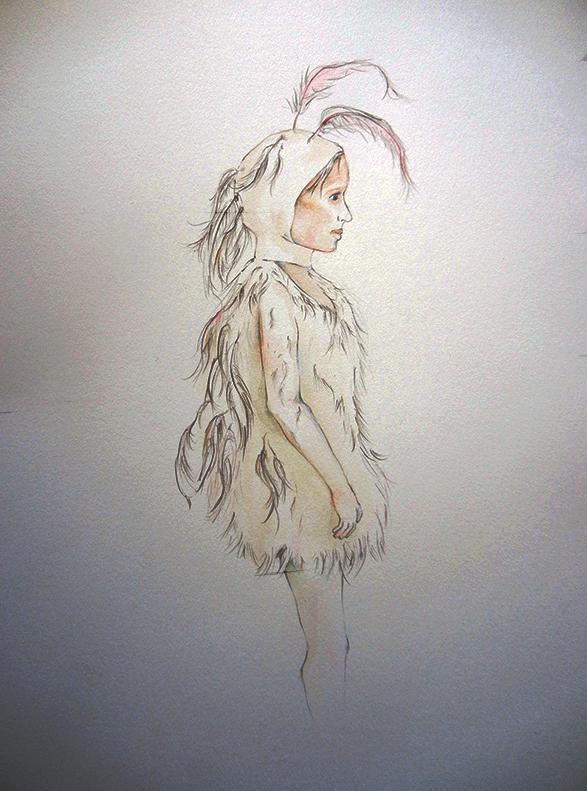 Kari Goron | One Legged Faux Murder , 2013