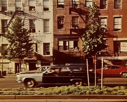 Pete Madzelan   Houston Street, NYC, 1973