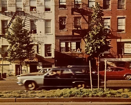Pete Madzelan | Houston Street, NYC, 1973