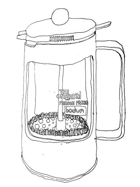 Erica Parrot   French Press