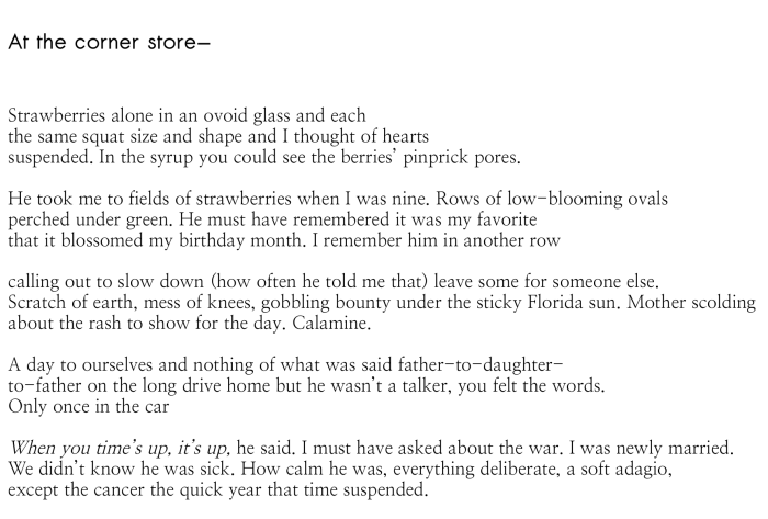 Lesley Valdes - at the corner store [Page 72]
