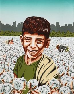 Undocumented Slavery by J. Leigh Garcia